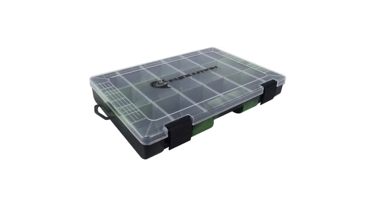 Evolution Drift Series Colored Tackle Trays - 36004-EV