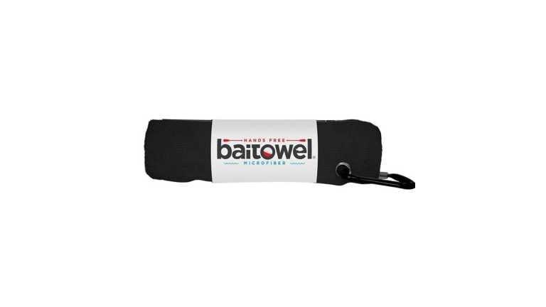 Baitowel Microfiber Fishing Towel - BT-BLACK