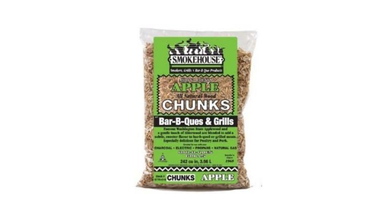 Smokehouse Wood Chunks - 9770-010-0000