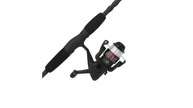 Shakespeare Outcast Spinning Combo