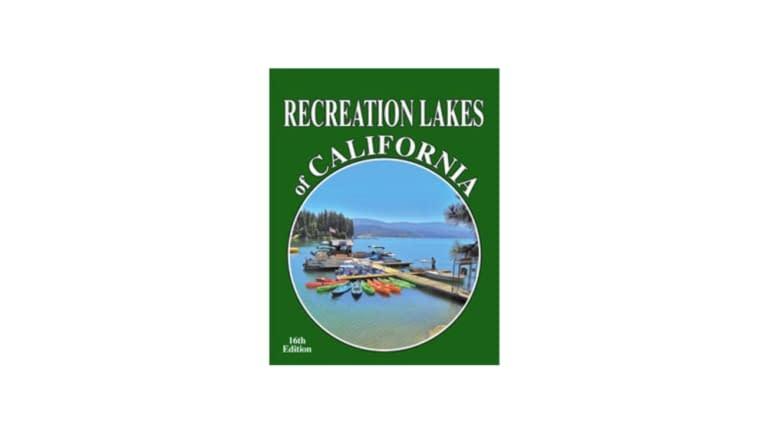 Recreation Lakes of California Map Book