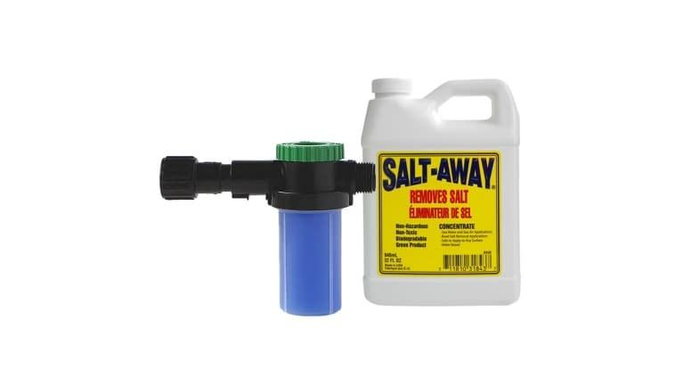 Salt-Away 32 oz Concentrate Mixing Unit