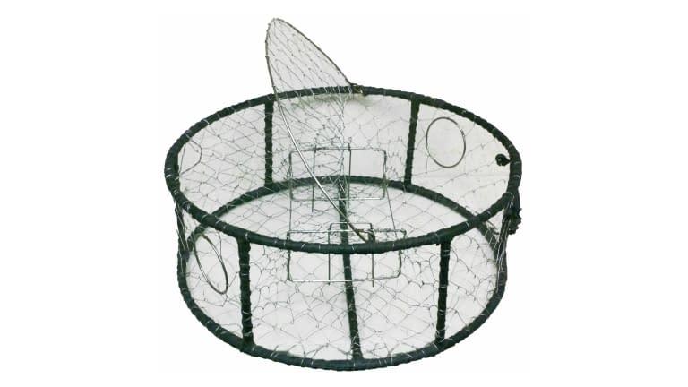 "Promar Stainless Steel Crab Pot 30"""
