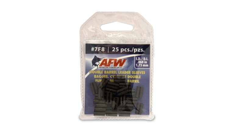 American Wire Double Barrel Sleeves
