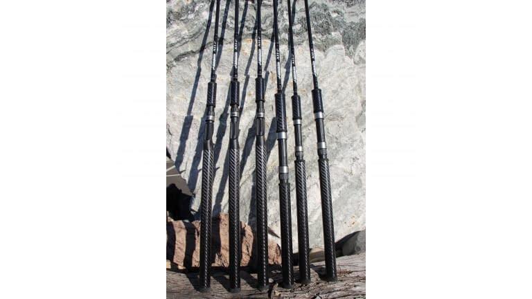 Lamiglas X-11 Graphite Handle Casting Rods